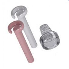 Монокон EXTRAGRADE из беззольной пластмассы Ø 4,0 мм (без отверстия)