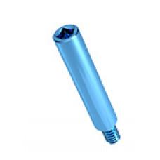 Титановый винт высотой 11,5 мм